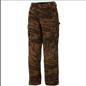 Columbia Gallatin Range Wool Camo Hunting Pant.